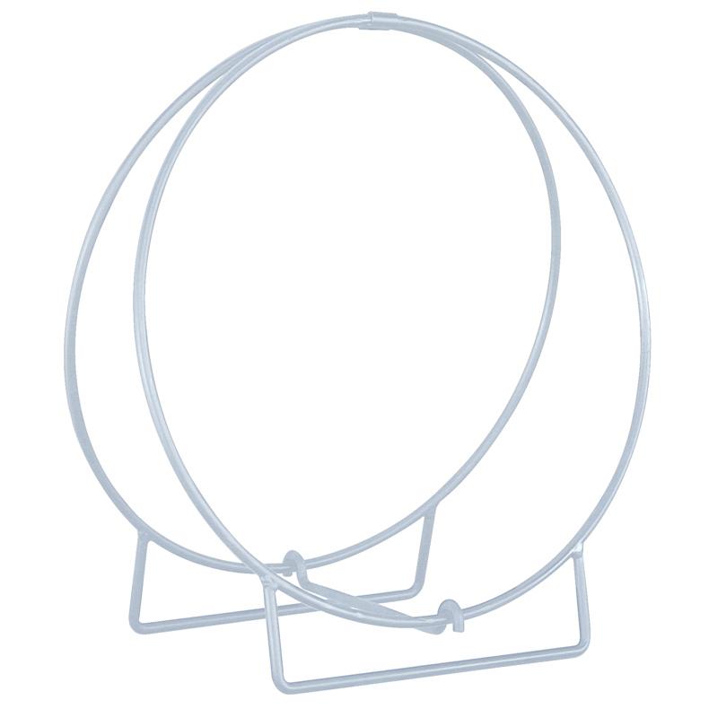 """Image of Uniflame 36"""" Stainless Steel Log Hoop - 1/2"""" Solid Stock Uniflame 36"""" Stainless Steel Log Hoop - 1/2"""" Solid"""