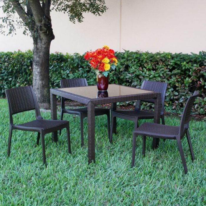 Miami Wickerlook Resin Patio Furniture