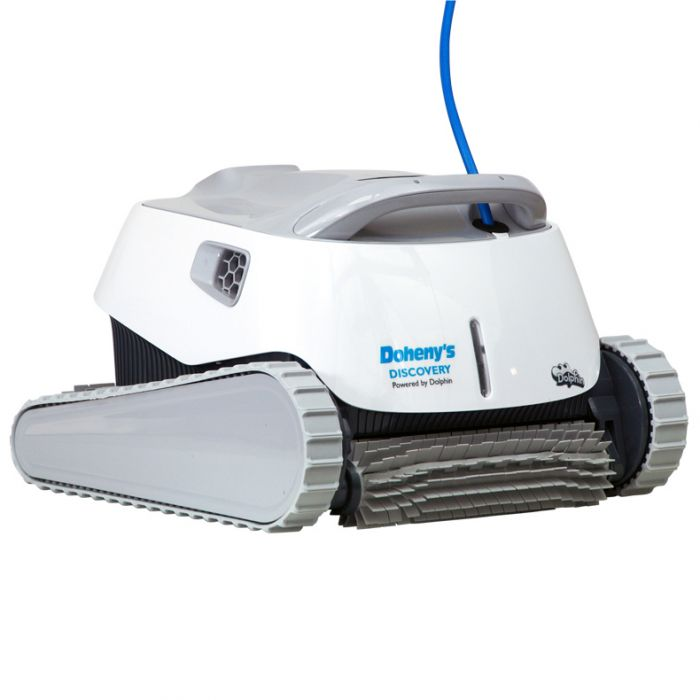Doheny's Discovery Powered by Dolphin Robotic Pool Cleaner