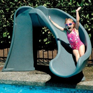 In Ground Pool Slides Doheny S Pool Supplies Fast