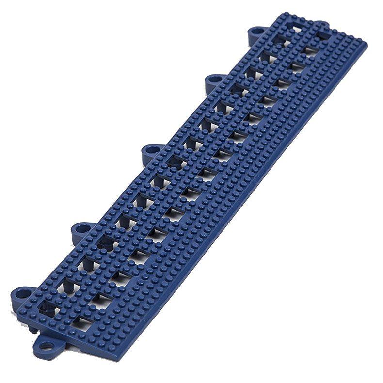 Dri-Dek 2x12 in Beveled Edge Tile Pool Decking, Blue ...
