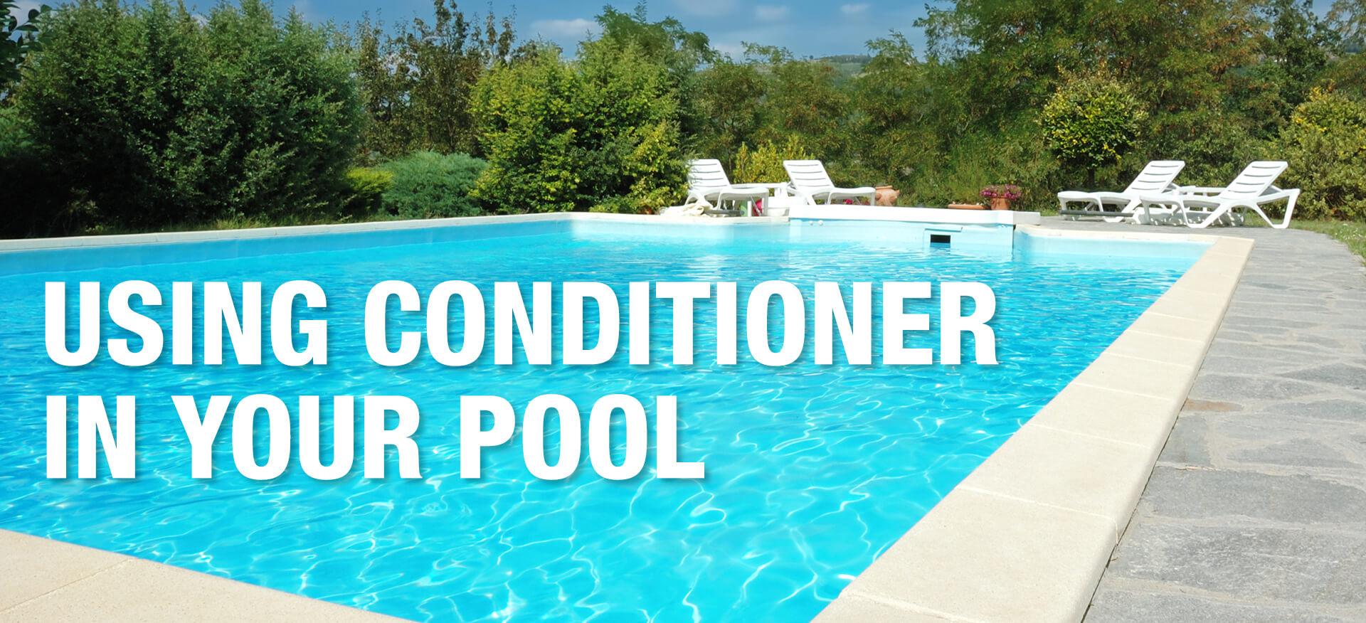 pool conditioner
