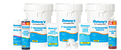 Doheny's Pool Chemicals