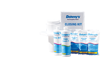 Doheny's Winter Closing Kits