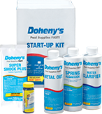 Doheny's Start-Up Kits