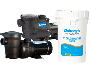 Examples of Doheny brand products