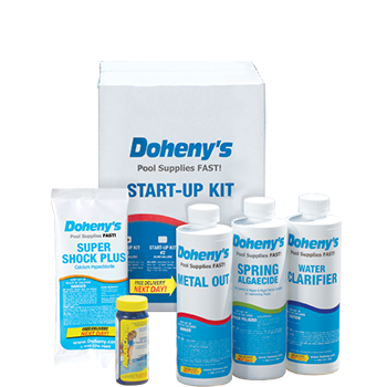 Pool Start Up Easy Kits To Start Up A Pool Doheny 39 S Pool Supplies Fast Doheny 39 S Pool