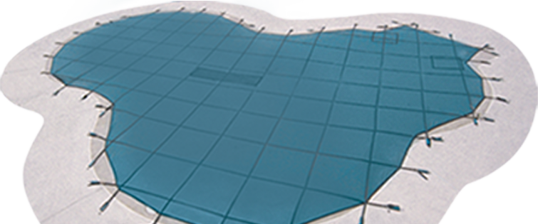 Inground Custom Safety Pool Covers