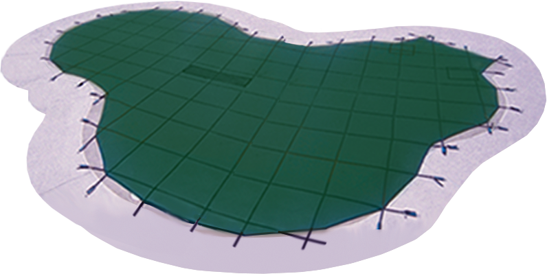 In-ground Pool Covers - Doheny\'s Pool Supplies Fast
